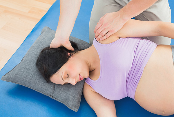 Baby & Pregnancy Massage at Geelong Natural Therapies