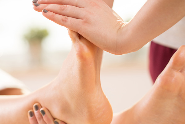 Reflexology at Geelong Natural Therapies
